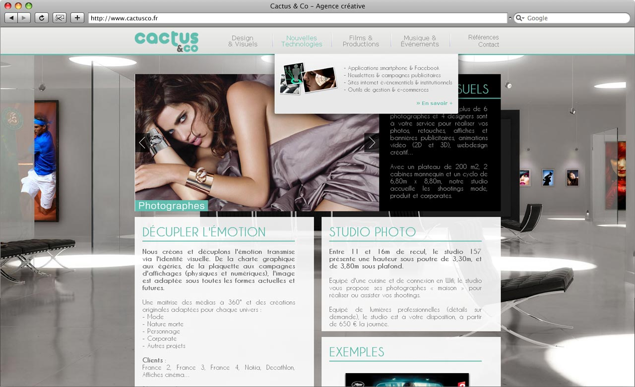 Agence Cactus & Co